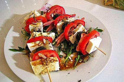 Tomate - Mozzarella - Sticks 50