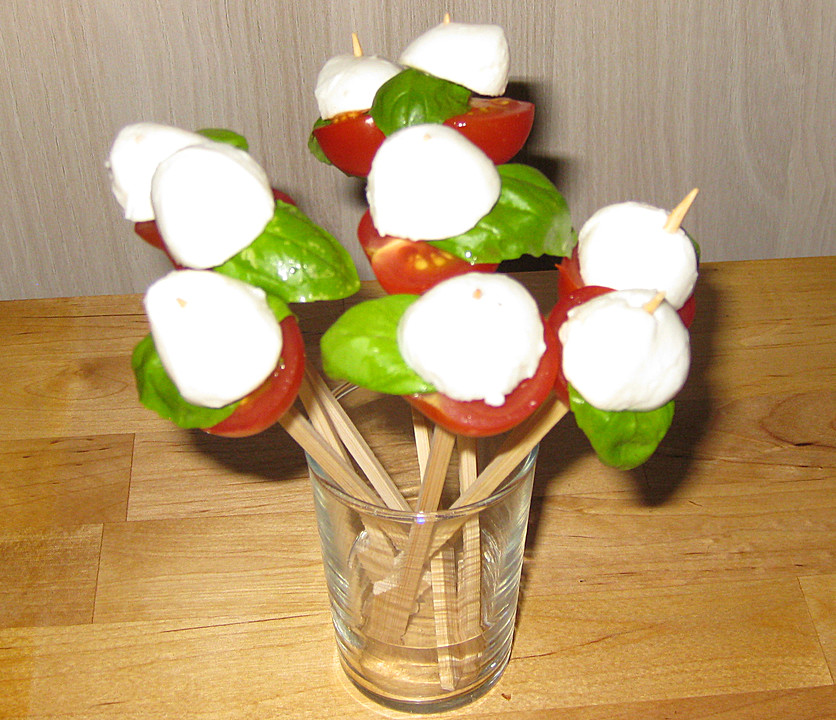 tomate mozzarella sticks rezept mit bild von dawomb. Black Bedroom Furniture Sets. Home Design Ideas