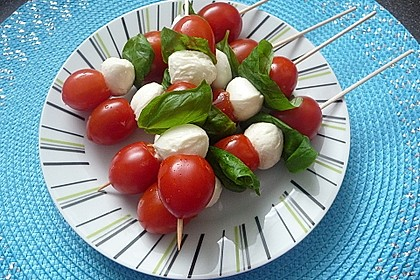 Tomate - Mozzarella - Sticks 6
