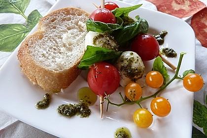 Tomate - Mozzarella - Sticks 1