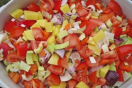 Gemüse aus dem Backofen 4