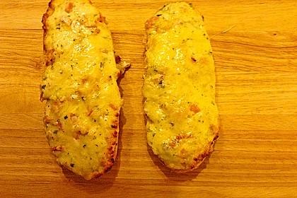 Kräuterbaguette - schnell gemacht 7
