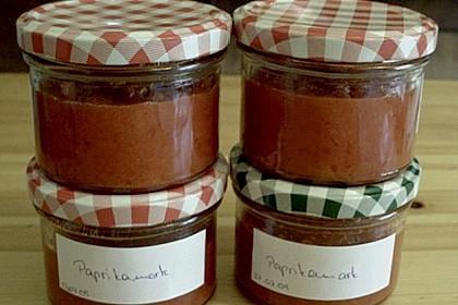 Paprikamark, eingekocht 2