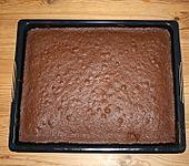 Schokoladenkuchen für's Blech