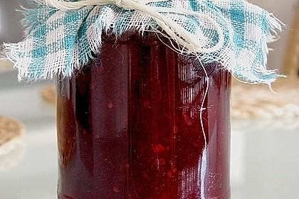Brombeer - Apfel - Pflaumen Marmelade
