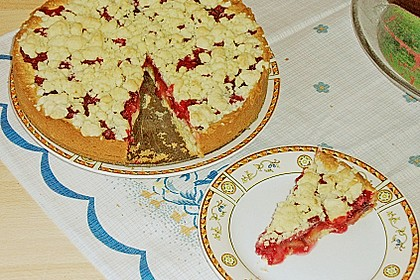 Hildes Zwetschgenkuchen mit Zimtstreuseln 116