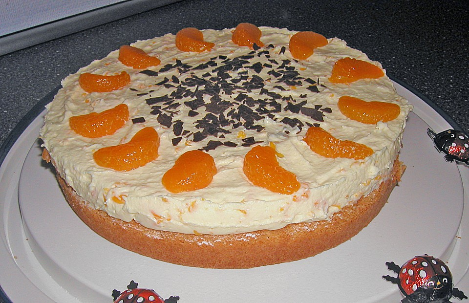 Tupperware kuchen mandarinen