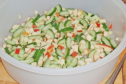 Kartoffelsalat ohne Mayo 1