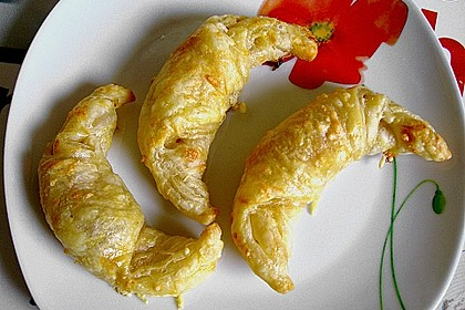 Croissants á la Cordon bleu 12