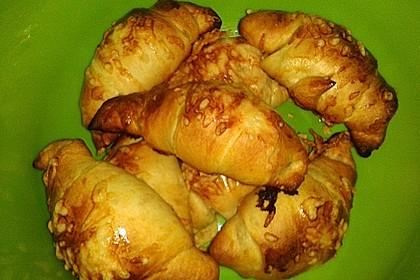 Croissants á la Cordon bleu 14