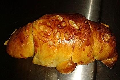 Croissants á la Cordon bleu 10