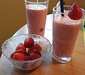 Erdbeer - Smoothie