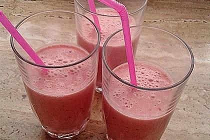 Erdbeer - Smoothie 22