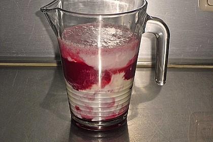 Erdbeer - Smoothie 24