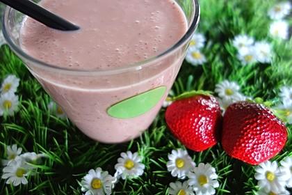 Erdbeer - Smoothie 3