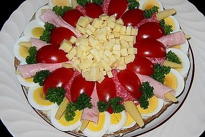 Brotboden oder Brottorte 4