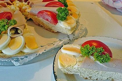 Brotboden oder Brottorte 3
