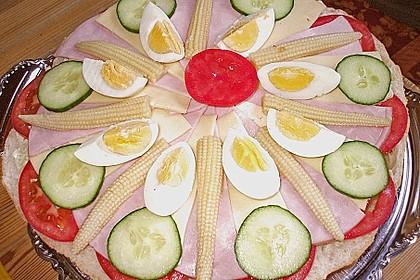 Brotboden oder Brottorte 7