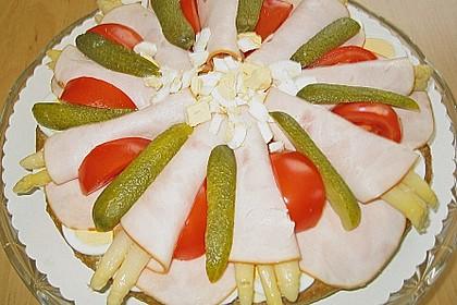 Brotboden oder Brottorte 8