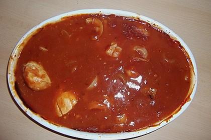 3 - Saucen - Fleisch, Fleischauflauf (2 Schichten) 2