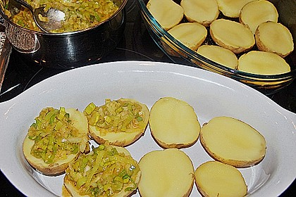 Raclette - Kartoffeln 3