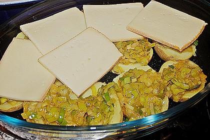 Raclette - Kartoffeln 9