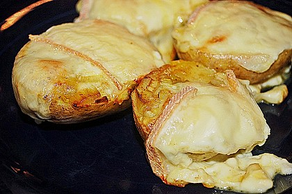 Raclette - Kartoffeln
