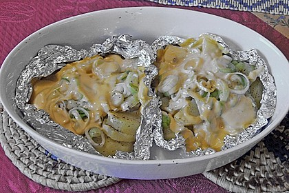 Raclette - Kartoffeln 5