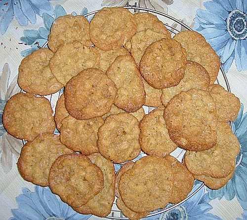 Mr. Tom's Erdnusscookies 2