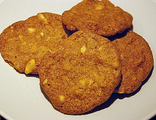 Mr. Tom's Erdnusscookies 5