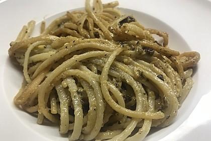 Spaghetti Carbonara, mal ohne Sahne 2