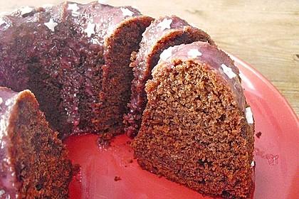 Rotwein - Topfkuchen