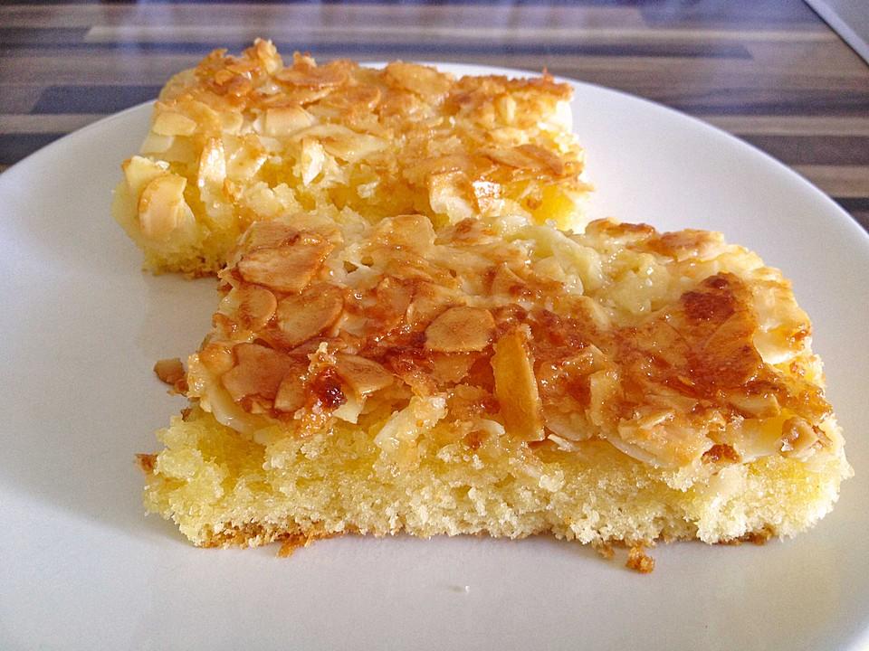blitzkuchen vom blech — rezepte