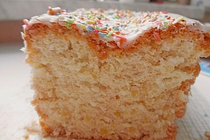 Eiweiß - Kuchen (Großmutter) 18