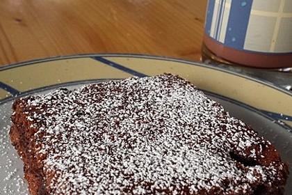 Rotweinkuchen mit Kirschen 1