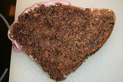 Glühweinkuchen - Rotweinkuchen 4
