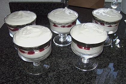 Kirsch - Amaretto Dessert