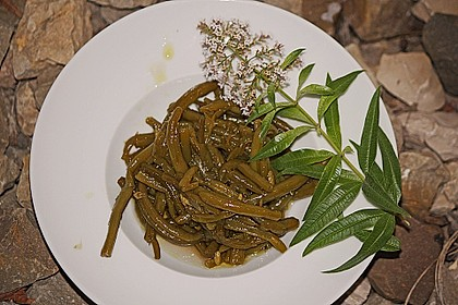 Grüne Bohnen 2