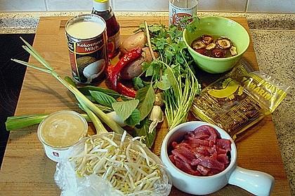 Thai - Töpfchen mit Rindfleisch 2
