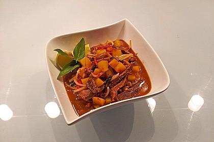 Thai - Töpfchen mit Rindfleisch 4