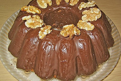 Hildes Kürbis - Schoko Kuchen 21
