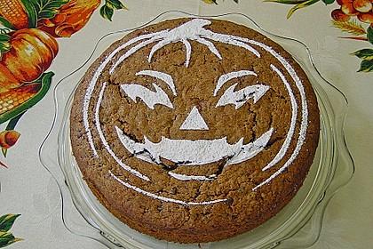 Hildes Kürbis - Schoko Kuchen 7