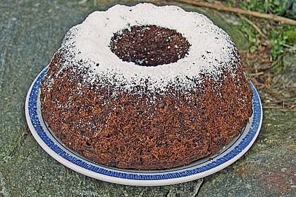 Hildes Kürbis - Schoko Kuchen 5