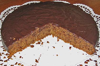 Hildes Kürbis - Schoko Kuchen 13
