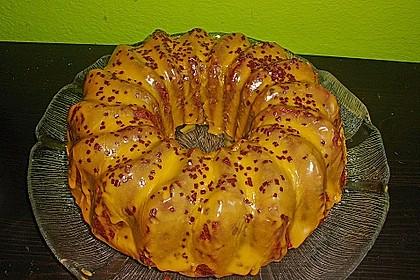 Hildes Kürbis - Schoko Kuchen 4