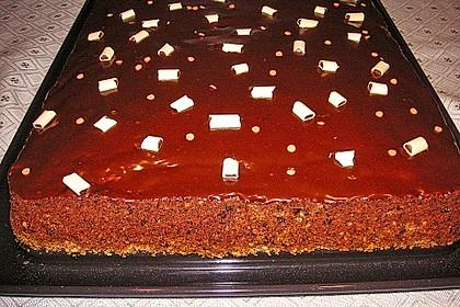 Hildes Kürbis - Schoko Kuchen 17