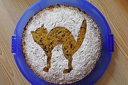 Hildes Kürbis - Schoko Kuchen 3