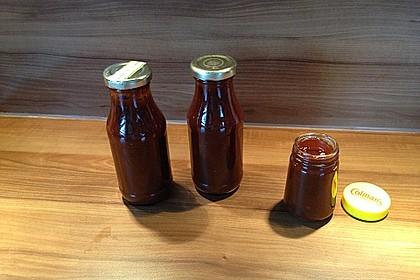 Scharfe Honig - Soße zum Fondue 2