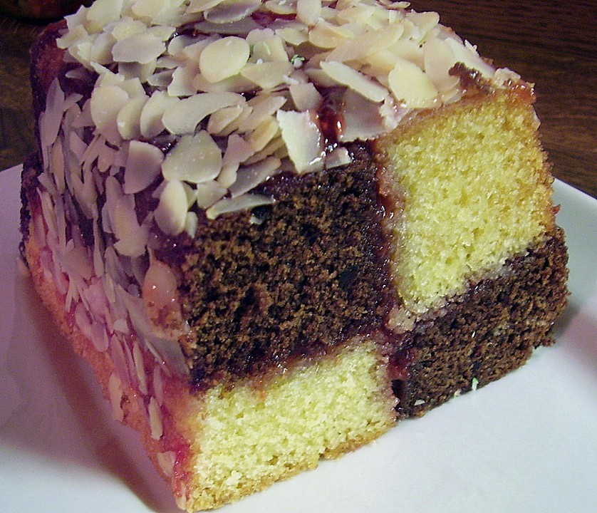 Schwarz - weiß Kuchen (Rezept mit Bild) von mima53 ...