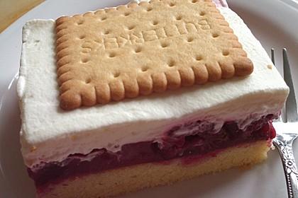 Butterkeks-Himbeer-Kuchen 44
